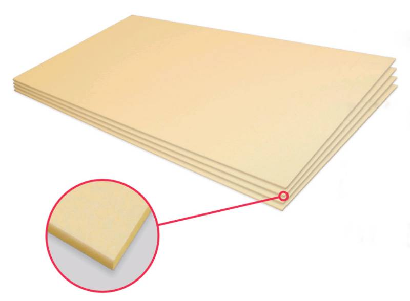 ThermoSphere Concrete Insulation Board