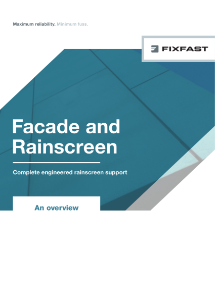 Fixfast Facade and Rainscreen Overview