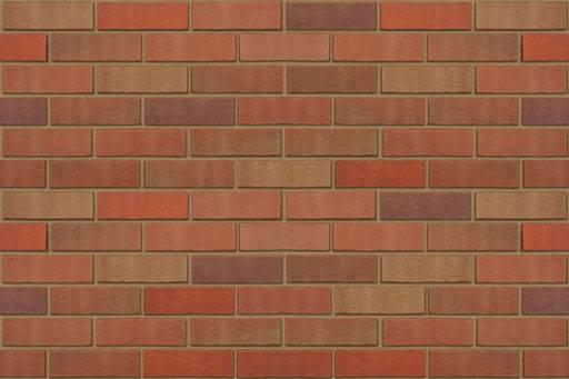 Himley Worcestershire Mixture - Clay bricks