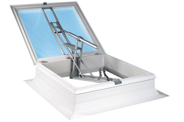 Rooflight Smoke Ventilator AOV