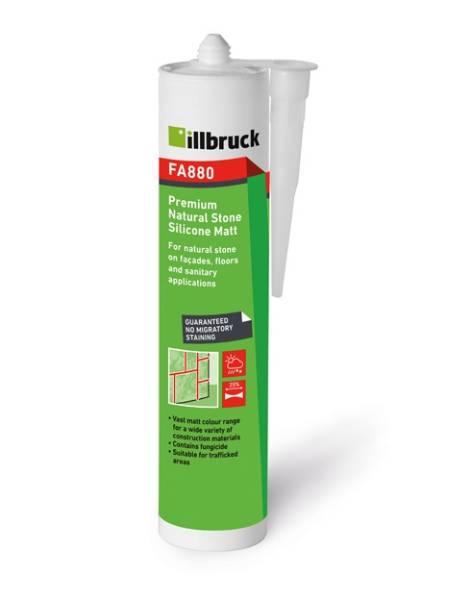 illbruck FA880 Premium Natural Stone Silicone Matt