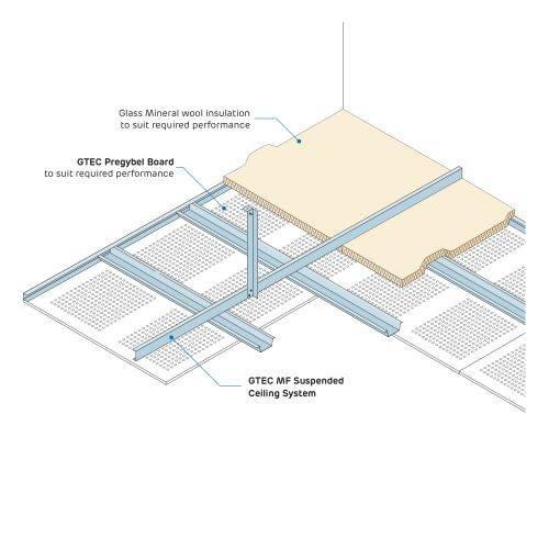 Siniat Creason MF Ceiling Systems
