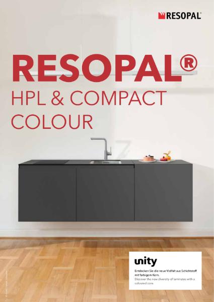 RESOPAL HPL & Compact Colour (Unity) Brochure