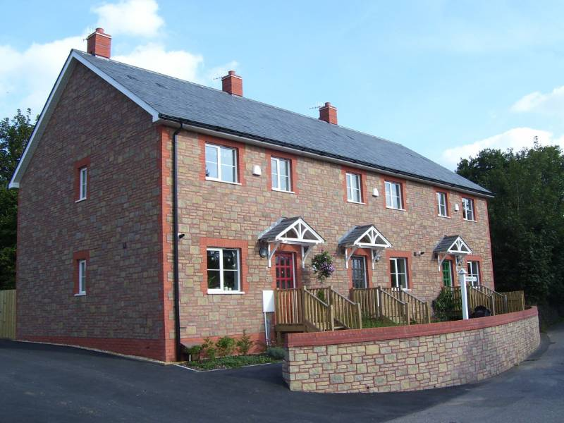 Coldharbour cottages