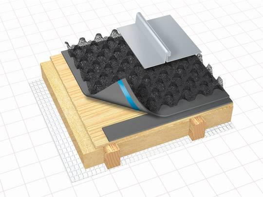 DELTA® Trela Plus - Damp-proofing