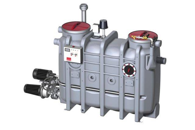ACO Hydrojet Free Standing Grease Separators