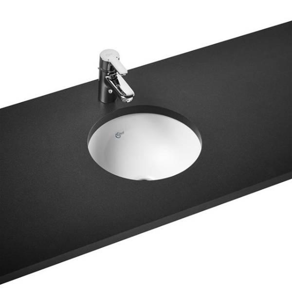 Concept Sphere 38/48cm Under-Countertop Washbasin