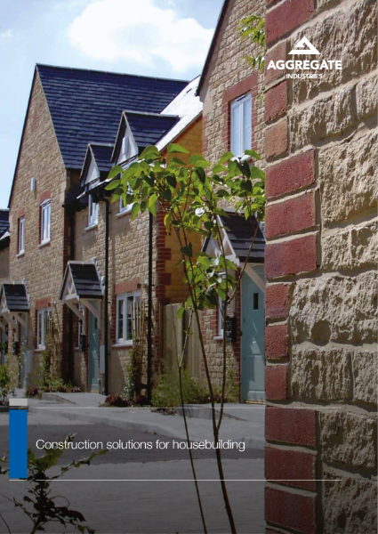 Construction Solutions For Housebuilding