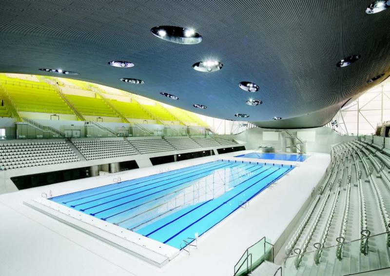 London Aquatic Centre - Olympic Pool