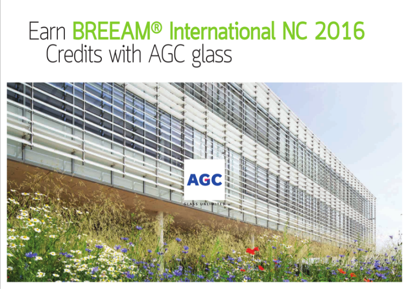 AGC and BREEAM