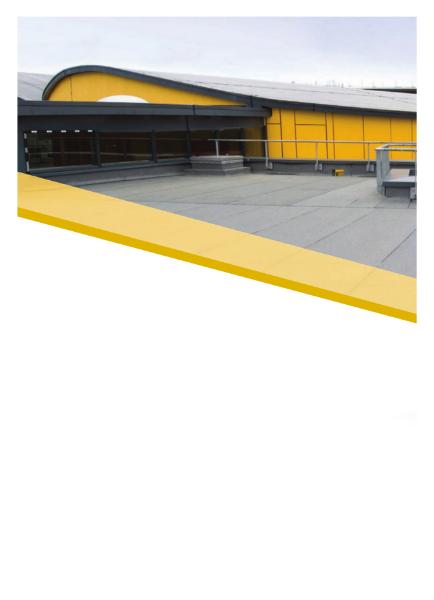 Derbigum Bituminous Membranes Brochure