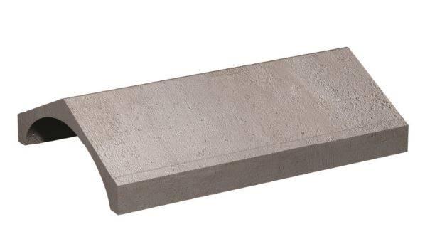 Concrete Ridge Tile - Universal Angle Ridge Tile
