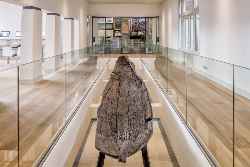 Easy Glass Pro glass railing - Museum Vlaardingen (NL)