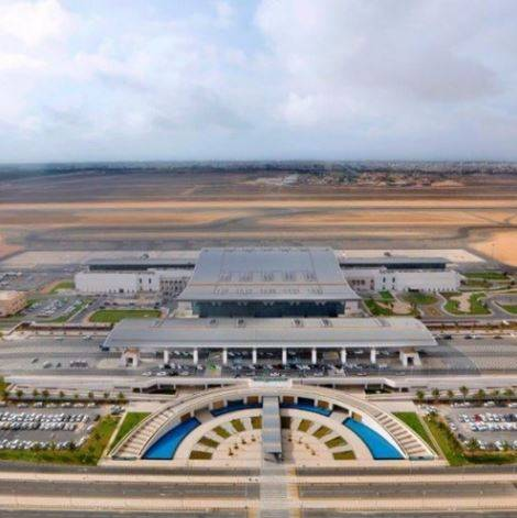 Salalah International Airport, Oman