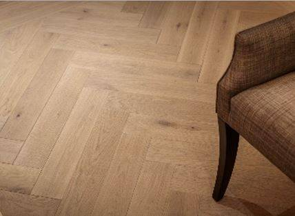 VENTURE PLANK® Engineered Herringbone and Chevron Flooring