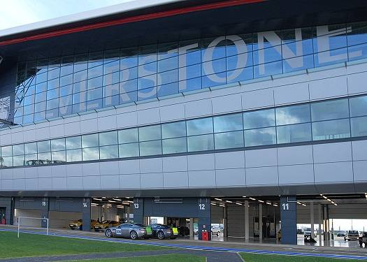 Silverstone Race Circuit