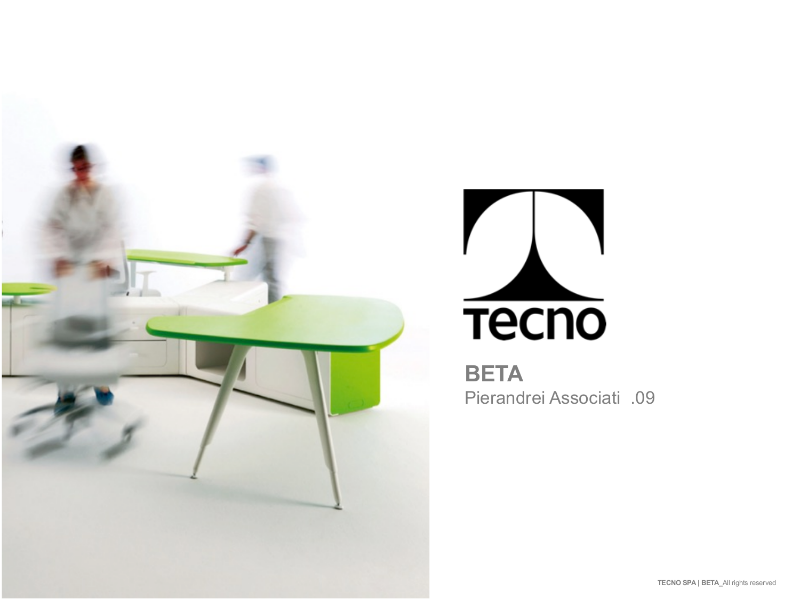 Tecno BETA Bench and Desks