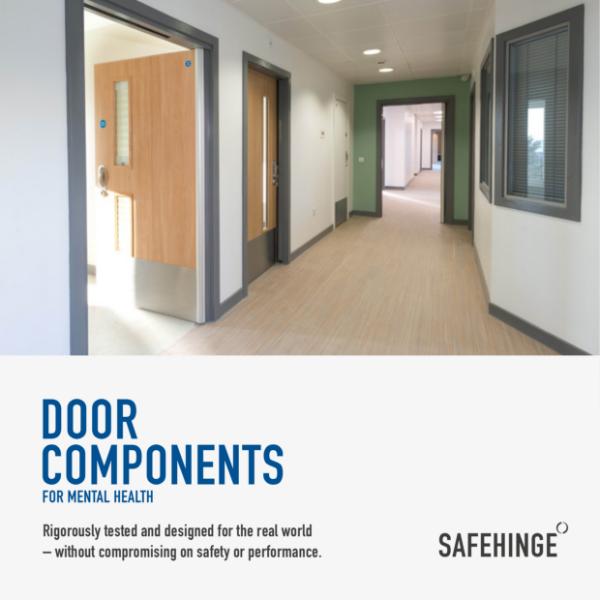 Door Components for Mental Health brochure
