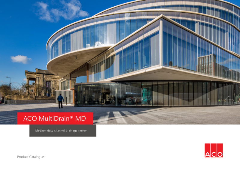 ACO MultiDrain MD brochure