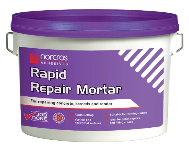 Rapid Repair Mortar