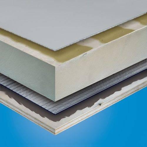 Sika-Trocal SGK Adhered Roof System S-Vap 5000E SA
