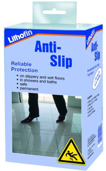 Lithofin Anti-Slip Set