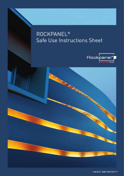 Material Safety Data Sheet - Rockpanel