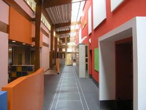 St Bernadette's Eco-Friendly School, Scotland