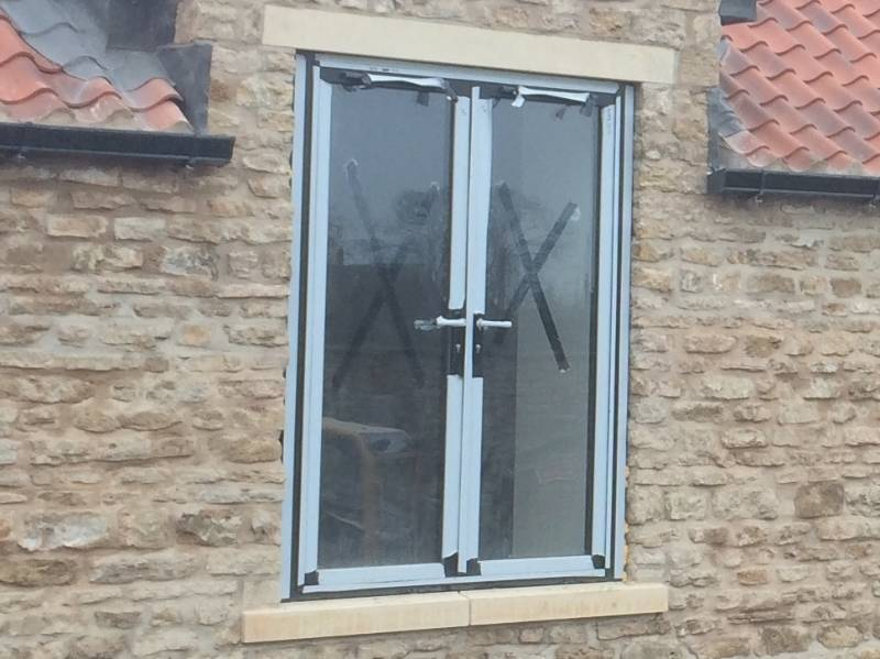 Naylor Lintels specified for Farmhouse Renovation