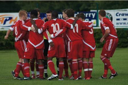 Crawley Down lifted to new FA standards