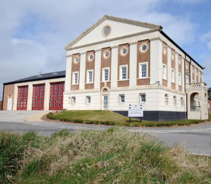 New Headquarters for Dorset Fire Service
