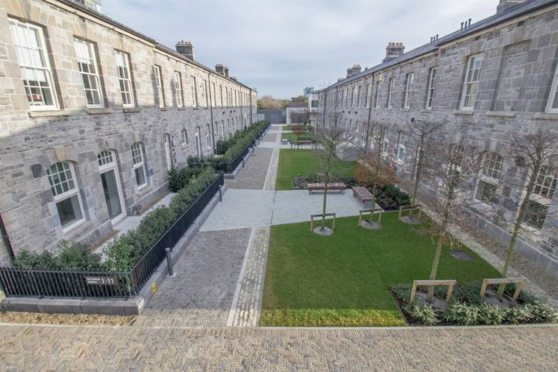 Mitchell & Associates Specify Full Tobermore Paving Solution for Lavish Dublin Development