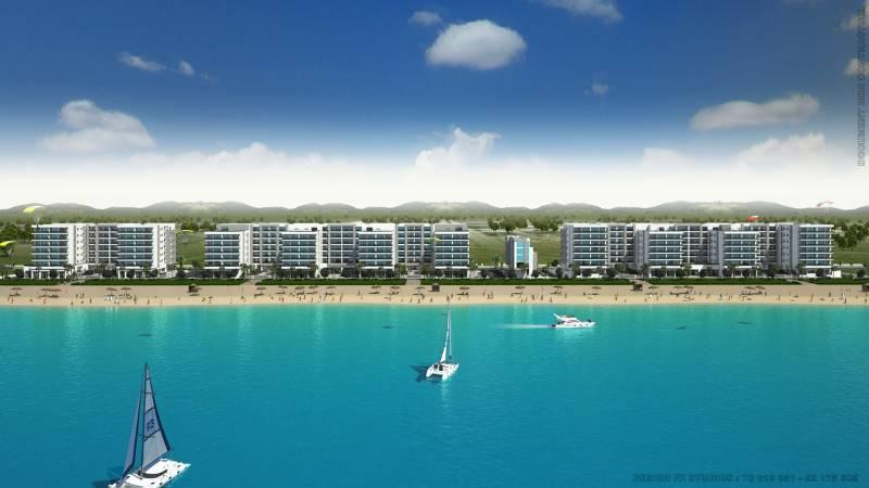 West Gammarth Garden: Tunisian luxury apartments with Belgian finishing