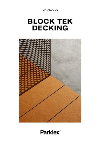High-density composite decking
