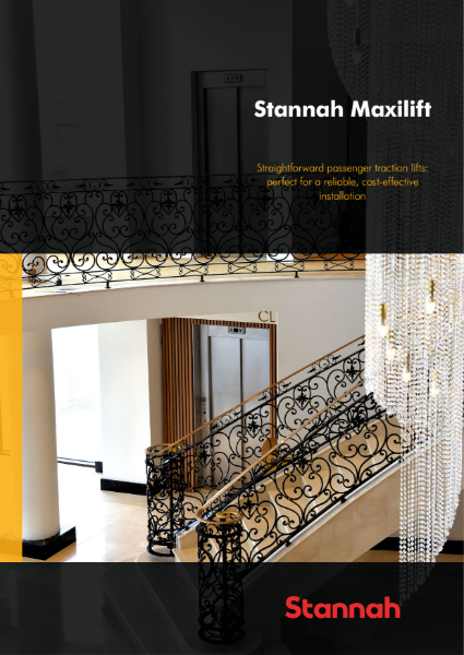 Passenger Lifts - Stannah Maxilift Entry-level Range