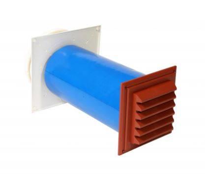 Glidevale Protect Fresh 100 dB Acoustic Wall Ventilator