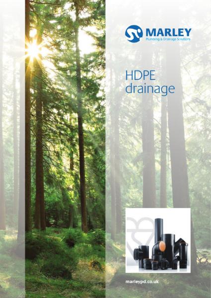 HDPE Drainage Brochure