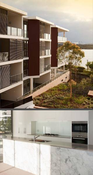 Waters Edge Apartments, Rhodes, NSW
