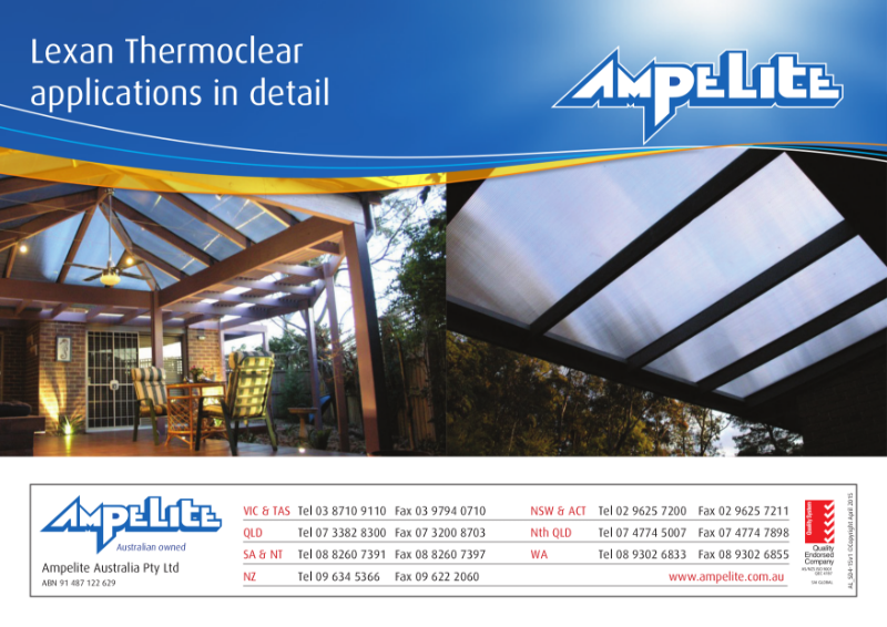 Lexan Thermoclear applications in detail