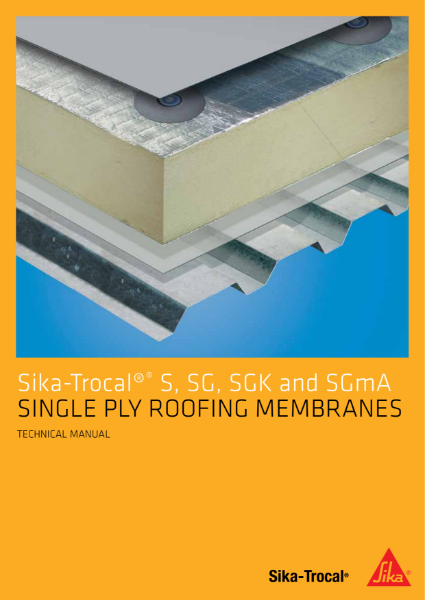 Sika-Trocal Technical Manual