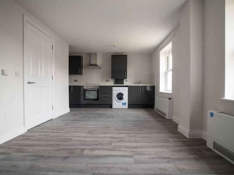 Polyflor flooring helps create modern Newport apartments