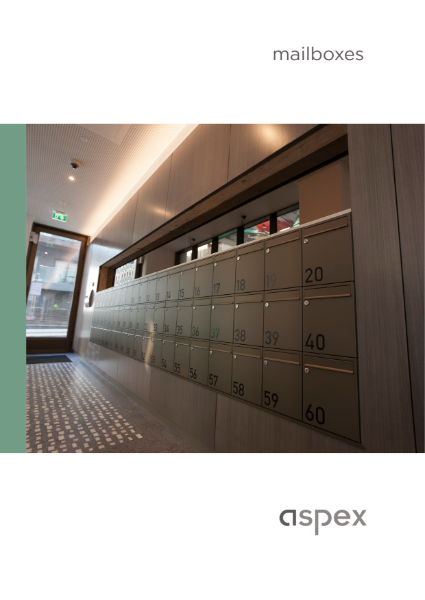 Mailboxes Brochure