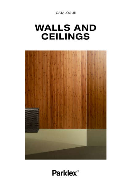 Interior cladding for acoustic treatment