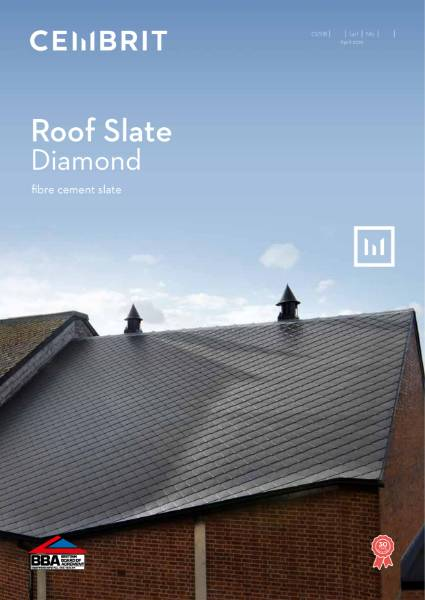 Roof Slate : Diamond