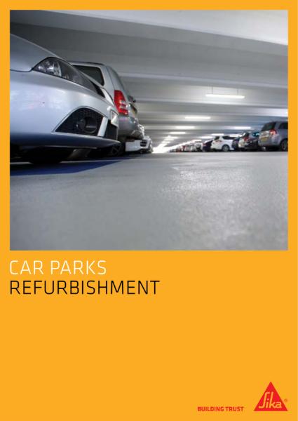 Refurbishment of Car Parks