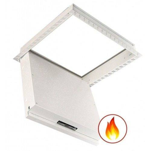 Insulated Loft Hatch Fire Rated Concealed Beaded Frame