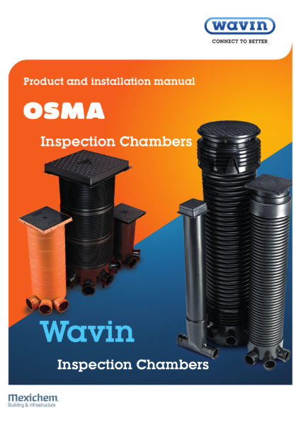 Wavin Inspection Chambers Product & Installation Guide
