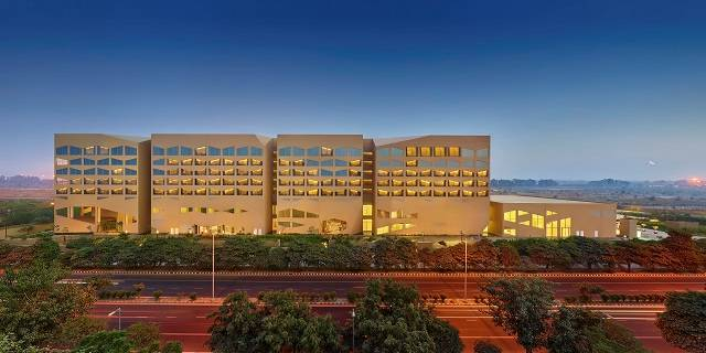 Hotel Vivanta by Taj - New Delhi (India)