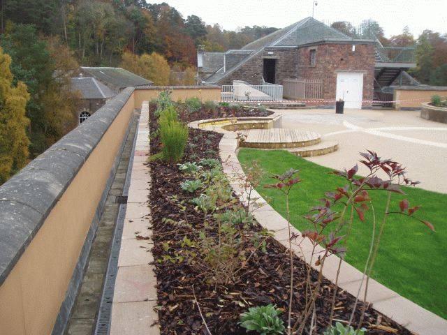 GT4 Roof Garden Topsoil