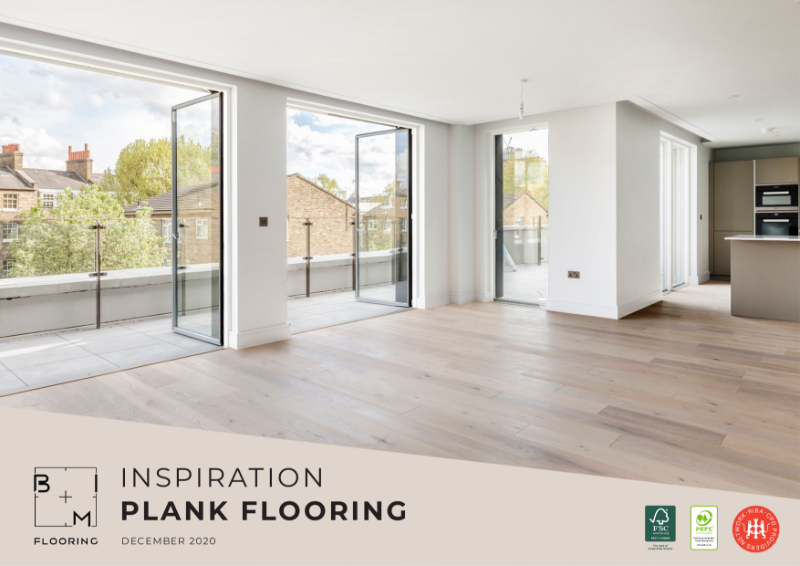 Inspiration Flooring Series Catalogue